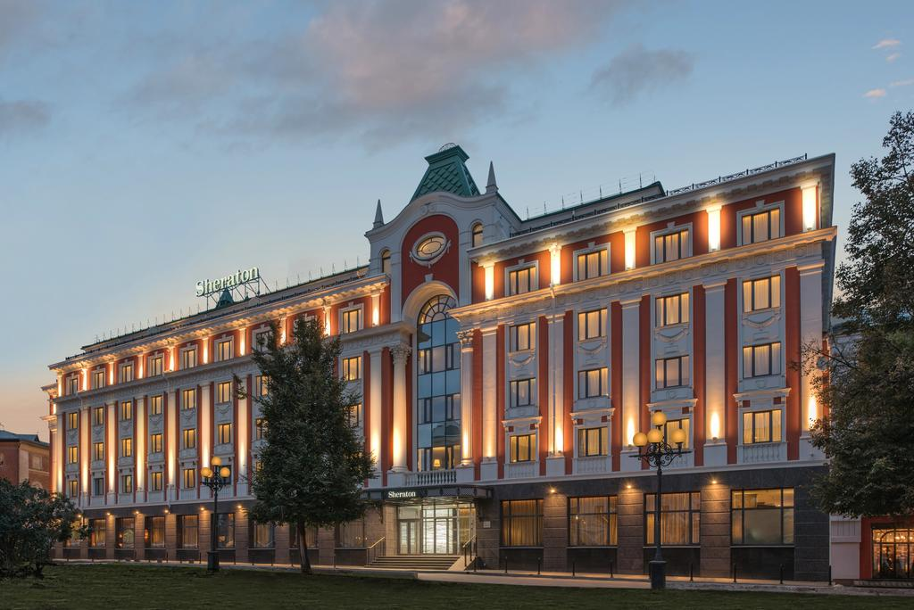 Отель Sheraton Nizhny Novgorod Kremlin
